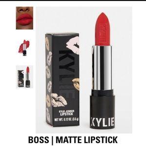 """Kylie Jenner """"BOSS"""" New Matte Lipstick"""